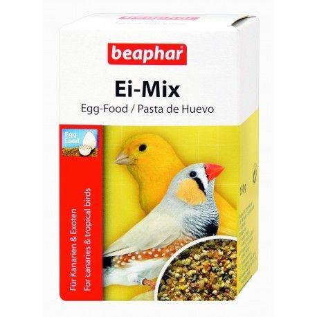 Pasta de Huevo para canarios