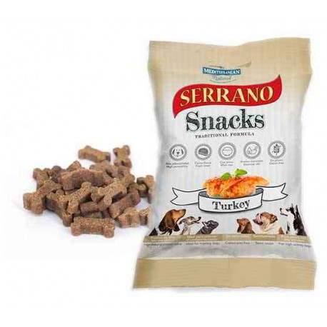 Serrano Snacks Pavo