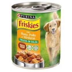 Friskies Buey y Pollo en Salsa