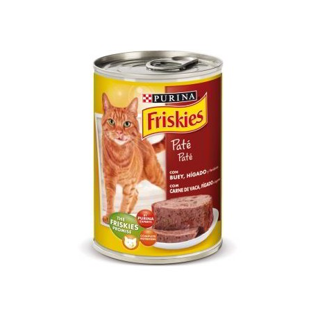Friskies Buey e Hígado Paté