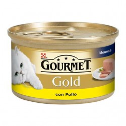 Gourmet Gold Mousse Pollo