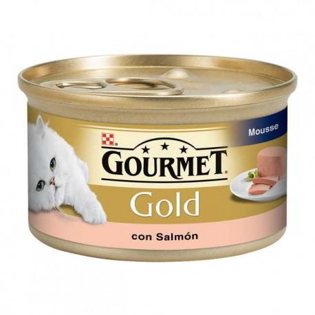 Gourmet Gold Mousse Salmón