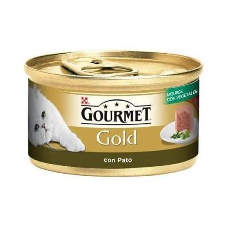 Gourmet Gold Mousse con Verduras