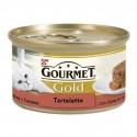 Gourmet Gold Tartalette Buey y Tomate