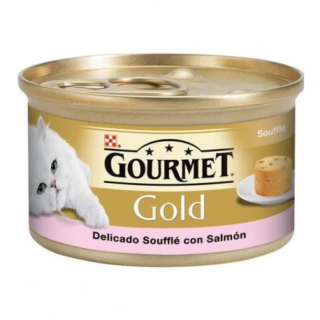 Gourmet Gold Soufflé Salmón