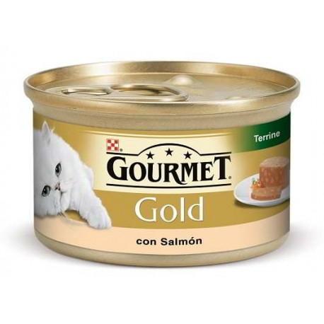Gourmet Gold Terrine Salmón
