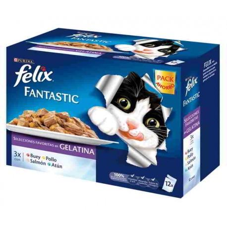 Felix Fantastic Selecciones Favoritas Multipack