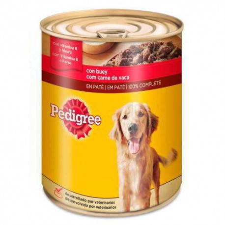 Pedigree Wet Paté de Buey