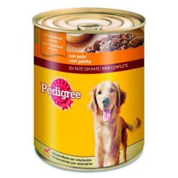 Pedigree Wet Paté de Pollo