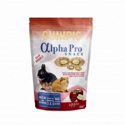 Cunipic Alpha Pro Snack Manzana