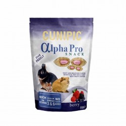 Cunipic Alpha Pro Snack Frutos del Bosque