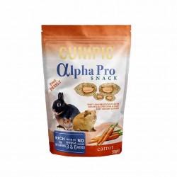 Cunipic Alpha Pro Snack Zanahoria