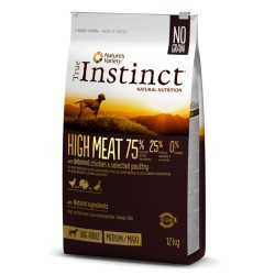 True Instinct High Meat Adulto Pollo