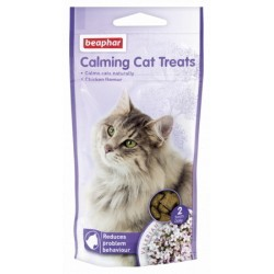 Snacks Calming Bits Beaphar Gatos