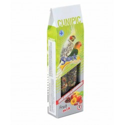 Cunipic Barritas Mix Fruta Agapornies