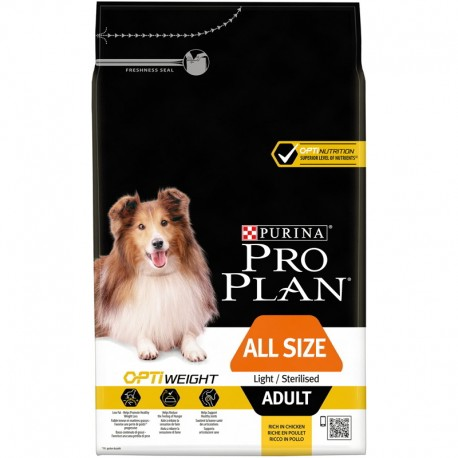 Purina Proplan Optiweight All Size