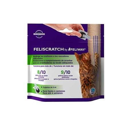 Feliway Feliscratch Pipetas Gatos