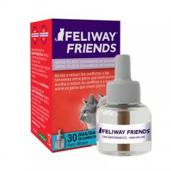 Feliway Friends Recambio Difusor Gatos