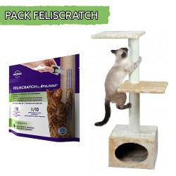 Poste Rascador Badalona + Feliscratch