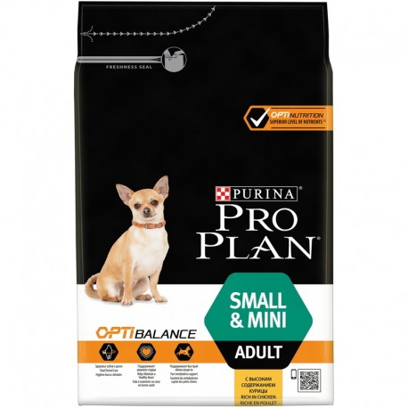 Purina Proplan Optibalance Small an Mini Adult