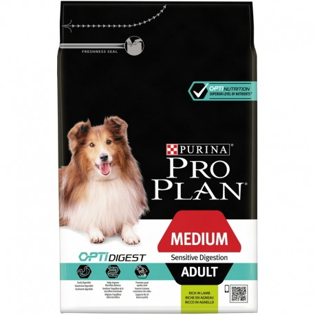 Purina Proplan Optidigest Cordero Medium Adult