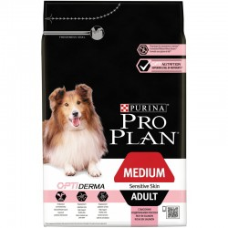 Purina Proplan Optiderma Medium Adult
