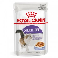 Royal Canin Sterilised Gelatina