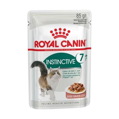 Royal Canin Feline Instinctive +7 Salsa