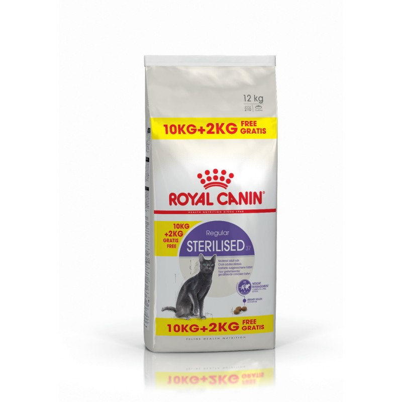 pienso seco royal canin para gatos adultos esterilizados. Black Bedroom Furniture Sets. Home Design Ideas
