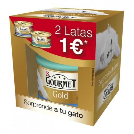 Gourmet Gold Pack
