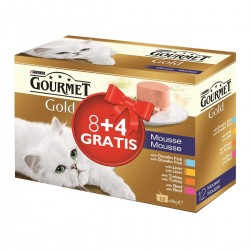Gourmet Gold Mousse Multipack