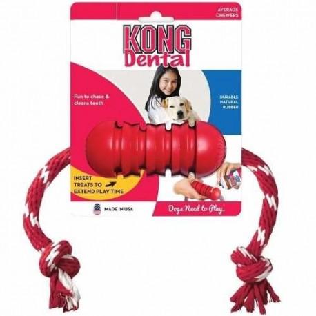Kong Dental con Cuerda