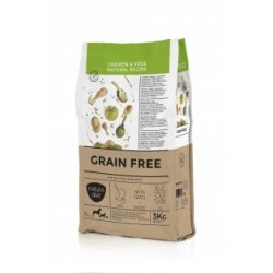 Natura Diet Grain Free Pollo y Verduras