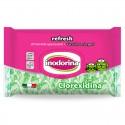 Inodorina Toallitas Refresh Clorhexidina