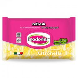 Inodorina Toallitas Refresh Citronela