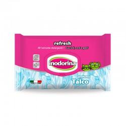 Inodorina Toallitas Refresh Talco