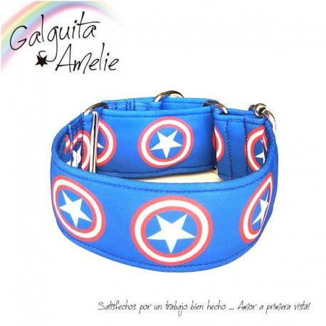 Collar Martingale Capitán América