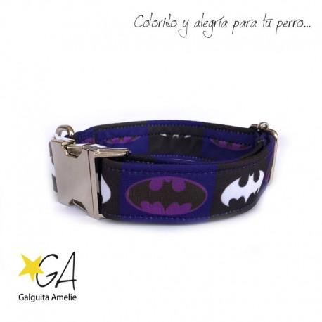 Collar Clic BatWoman