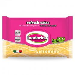 Inodorina Toallitas Refresh Extra Jazmín