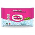 Inodorina Toallitas Refresh Bio Talco