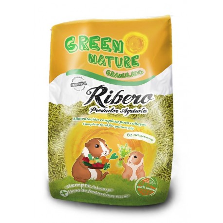 Ribero Green Nature Cobayas