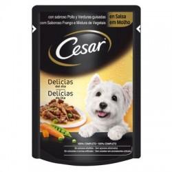 Cesar Delicias Pollo y Verduras Guisadas