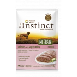 True Instinct No Grain Medium-Maxi Terrina Salmón