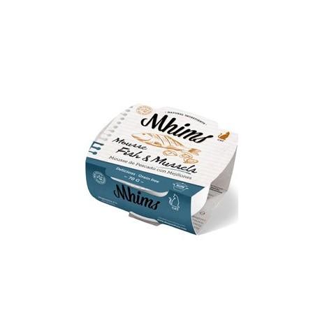 Mhims Mousse Pescado con Mejillones