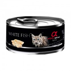 Alpha Spirit Wet Pescado Blanco