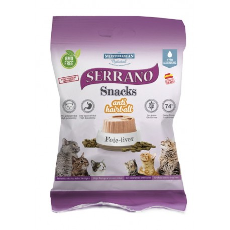 Serrano Snacks Gatos Foie
