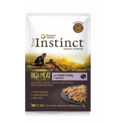 True Instinct High Meat Pavo Tierno