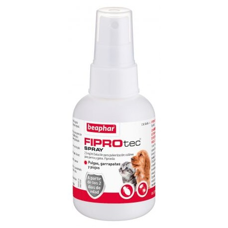 Fiprotec Spray Antiparasitario
